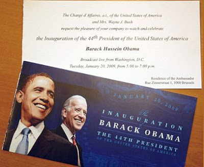 VB Obama invitation