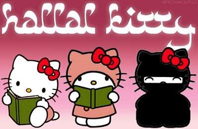Halal Kitty #1