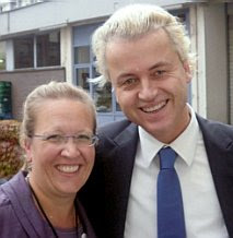 Elisabeth Sabaditsch-Wolff and Geert Wilders #3