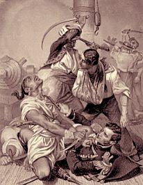 Barbary War #1