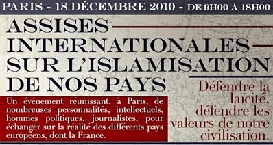 Assises Internationales sur l&#39;Islamisation