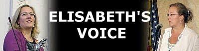 Elisabeth's Voice banner