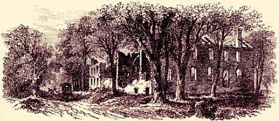 Chancellorsville Ruins #2