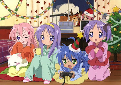 lucky star wallpaper