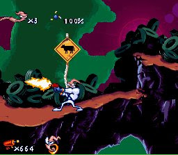 earthworm jim