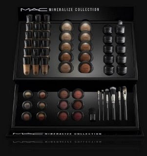MAC MINERALIZE COLLECTION GOES PERM TODAY!