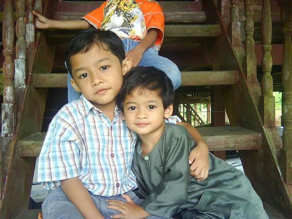 Aidilfitri 2009 @ Perak