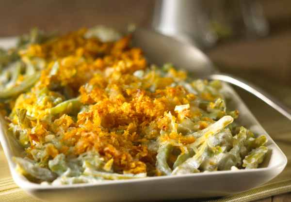 ... Personal Trainer: Holiday Dishes: Creamy Green Bean Casserole Recipe