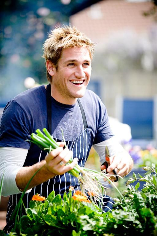 Curtis Stone. to win is Curtis Stone,