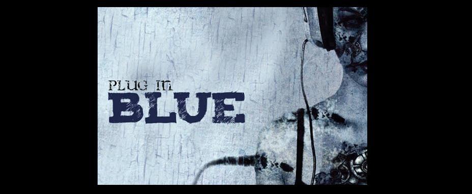 Plug in Blue