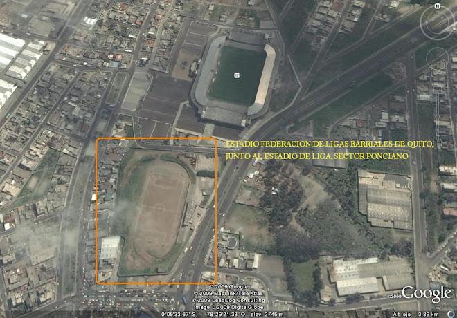 Estadio Federación de Ligas