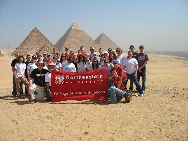 Pyramids from Panorama