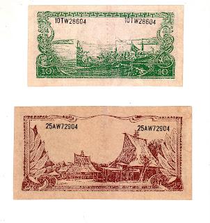 uang badak