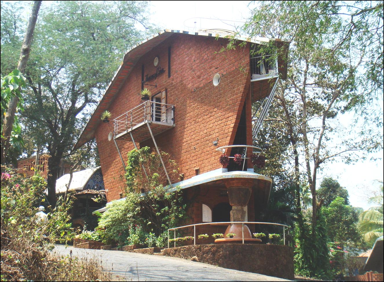Creative insomnia my literature for Architecture design for home in goa