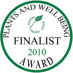 Plants and Well Being Award
