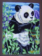 Punch Craft Panda Design