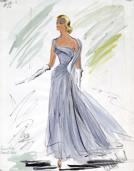 grace kelly to catch a thief white dress. grace kelly to catch a thief