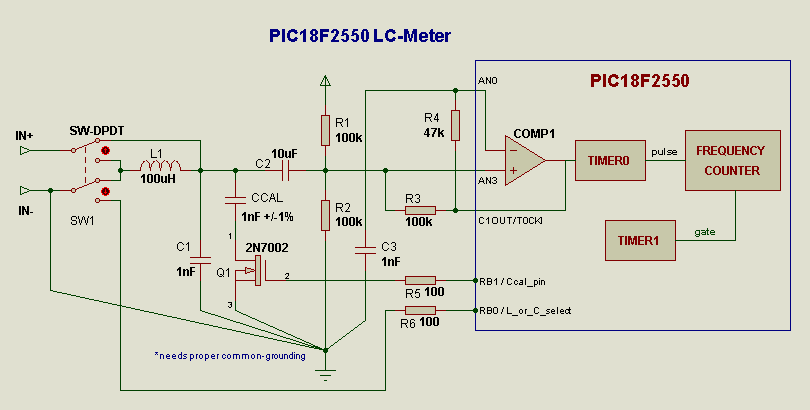 microcontroller based lcr meter essay Arduino-based inductance meter  about any digital multi meter yes, there are specialized lcr meters that let you measure  an on-board pic microcontroller, .