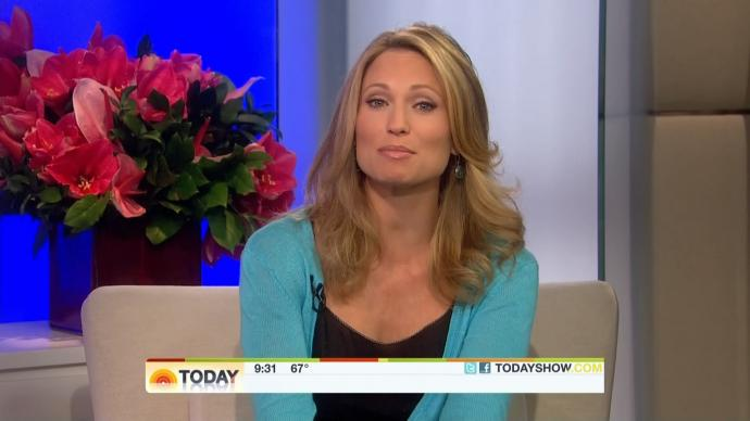 Amy Robach Legs Pictures: Amy Robach Legs and high heels pics