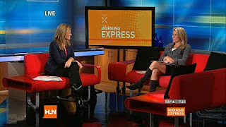 cnn's Susan Hendricks in Boots