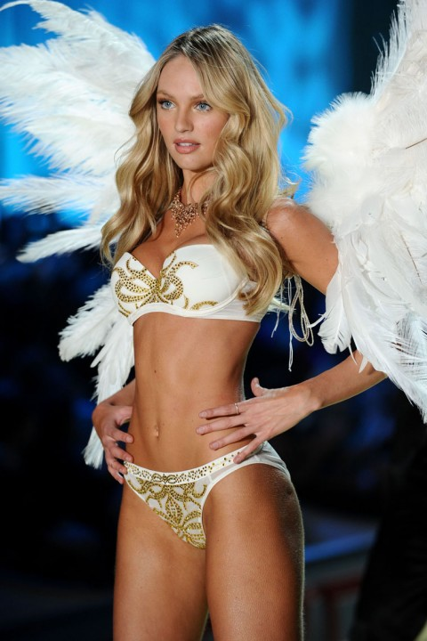 The sexiest models of Victoria's Secrets