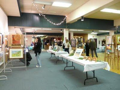 art show St. Thomas Ontario