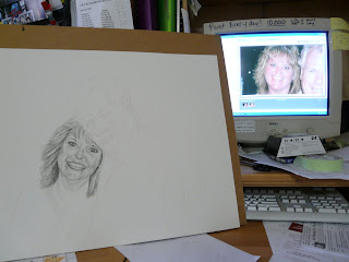 portrait beginnings