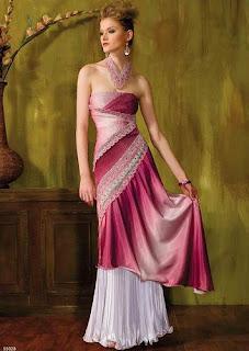 Pink Bridal Wedding Dresses Evening Design