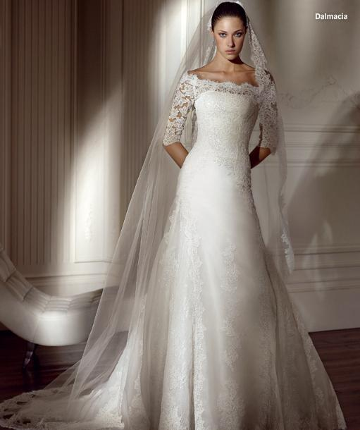 Long Sleeve Wedding Dresses Best