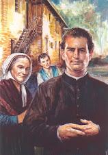San Juan Bosco, Padre y Maestro de la Juventud.El 31 de enero es su fiesta liturgica.