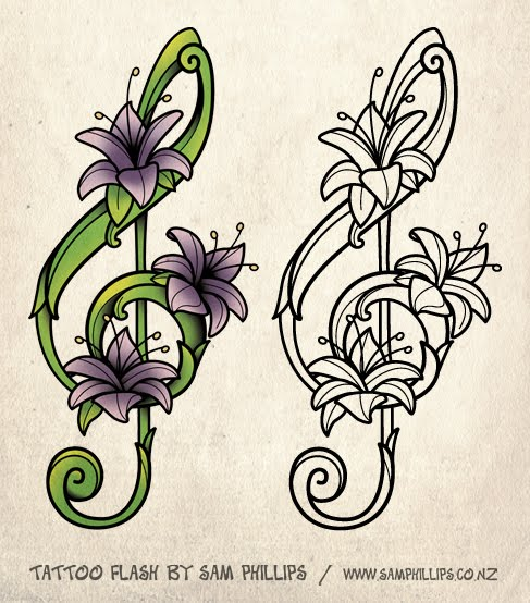 tattoo flash flowers. tattoo for a tattoo flash