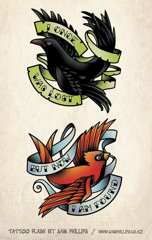 Tattoo Banners