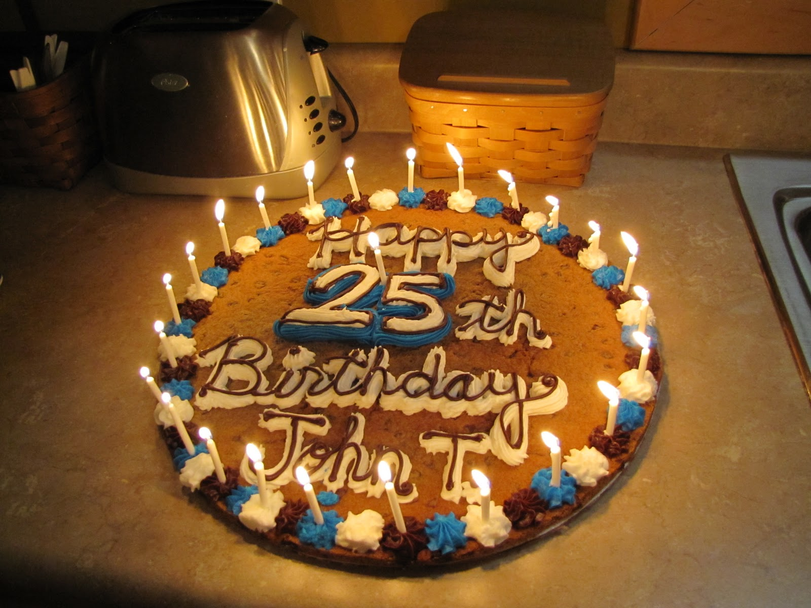 All About The Armes Happy 25th Birthday John T