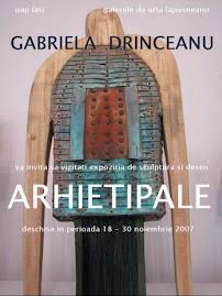 """Expozitia de sculptură """"Arhietipale"""""""