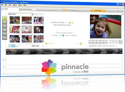 videospin Pinnacle VideoSpin v2.0.0.669 + KeyGen