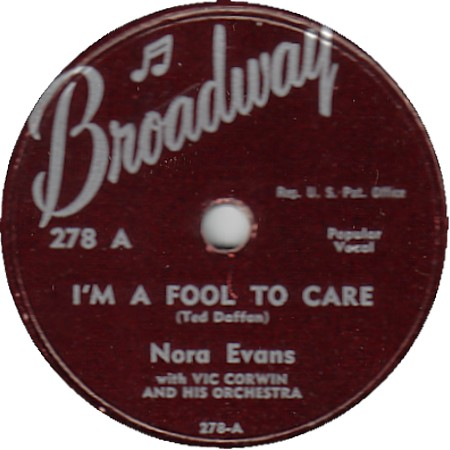 [Nora+Evans+-+I]