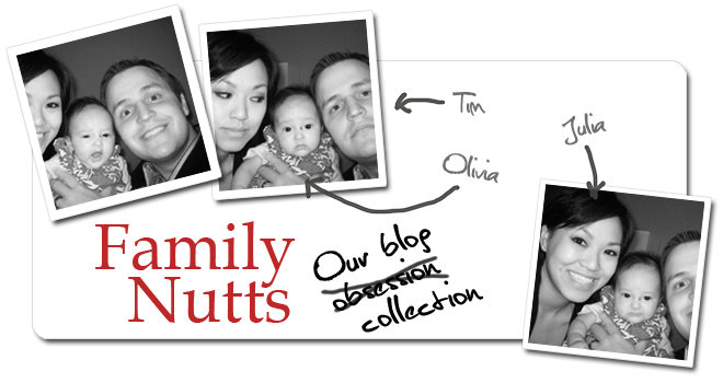 FamilyNutts: A Collection of Blogs
