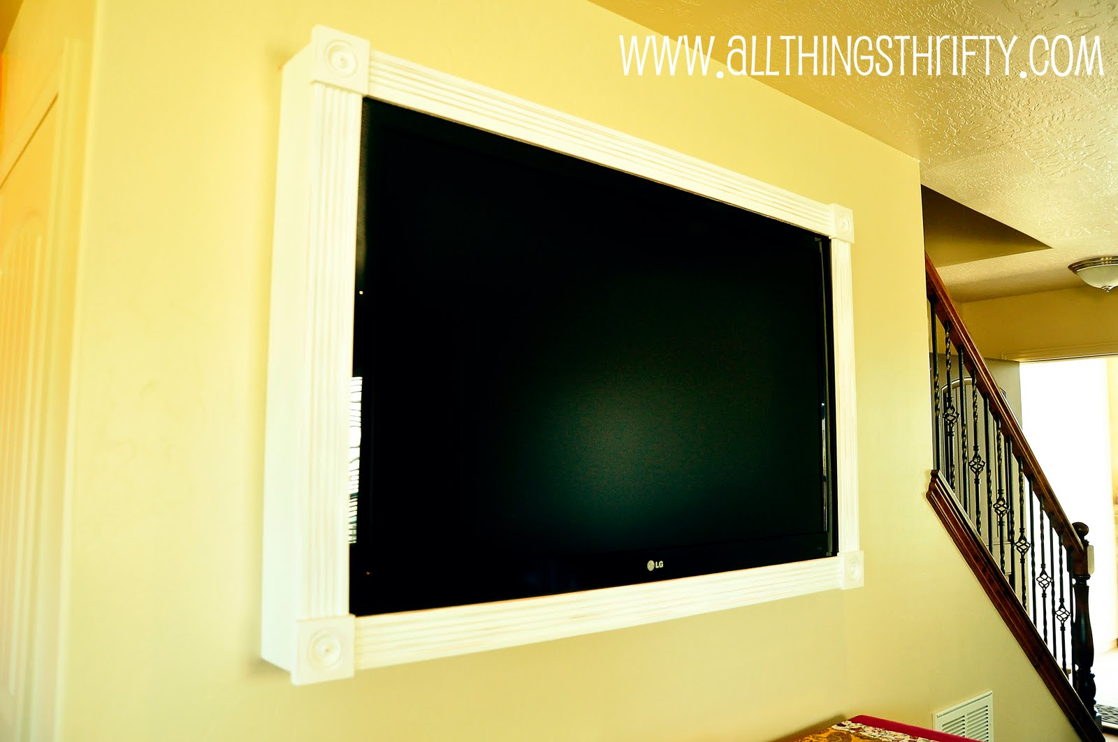 picture frames for flat screen tvs | My Web Value