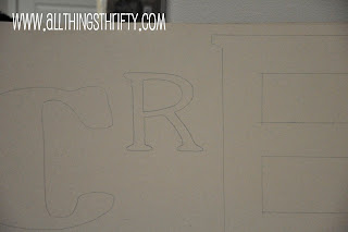 Ideas For Decorating Wooden Letters