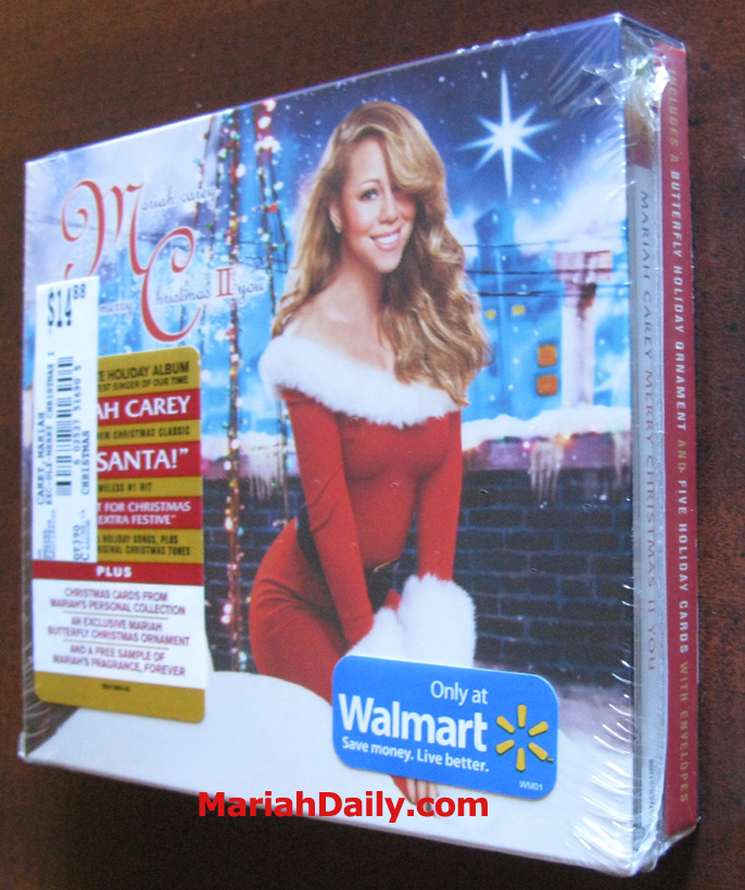 EnOfficial™: Mariah Carey - Merry Christmas II You (Fans Photos)
