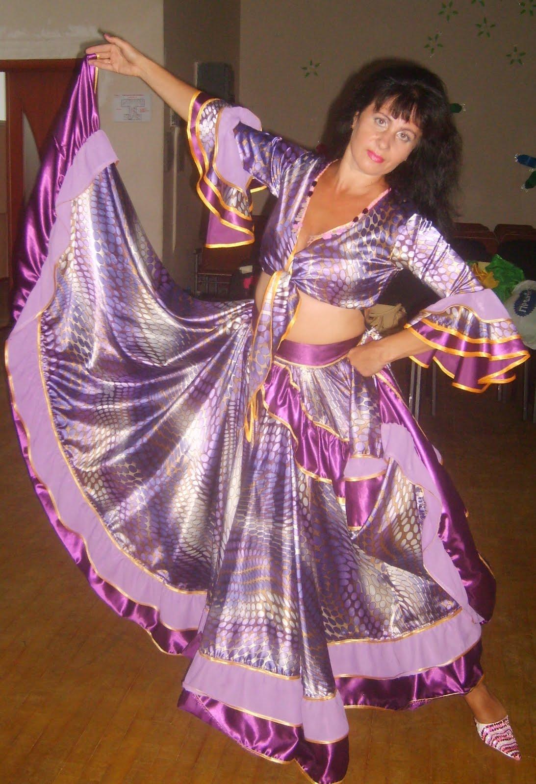 Цыганский костюм для девочки своими руками фото