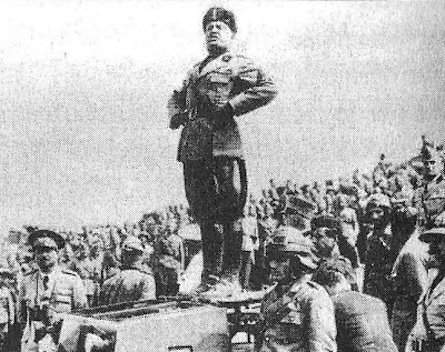 www.elperiodico.com - El 'Duce' cobró del MI5 en 1917 para que Italia siguiera en la primera guerra mundial