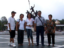 Crispian, Indairosa, Derbie, Aku & My Mum