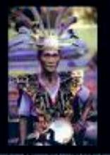 Iban Headman