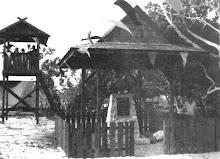 Libau RENTAP Memorial At Bukit Sibau, Wak, Julau,