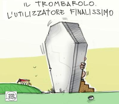 Gava Satira Vignette tombarolo Fenici Utilizzatore finale