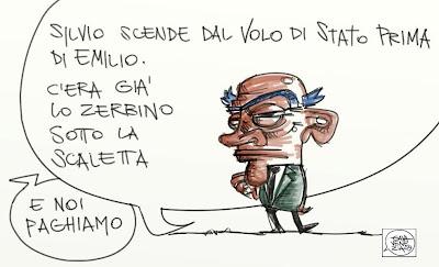 Emilio Fede Berlusconi