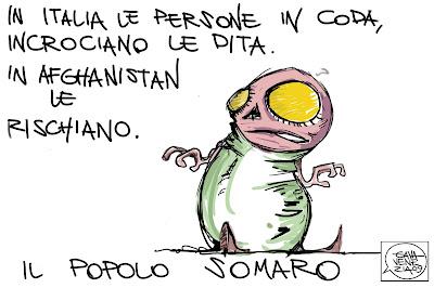 Gava Satira Vignette Afghanistan dita