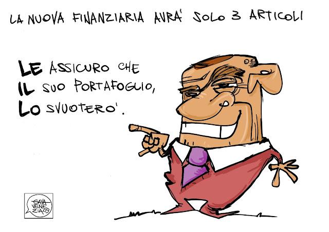 Gava Satira Vignette Berlusconi articoli