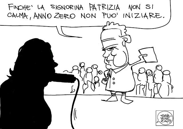 Gava Satira Vignette Anno Zero Servizio Pubblico